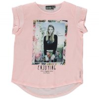 Tumble N Dry MAAN girls tee T-Shirt veiled rose